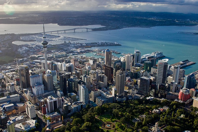 Auckland... What a place to be.