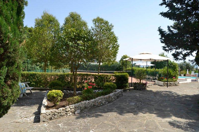 Casa Vacanze Cioni nel centro della toscana Firenze nelle colline del chianti, alquiler vacacional en Montespertoli