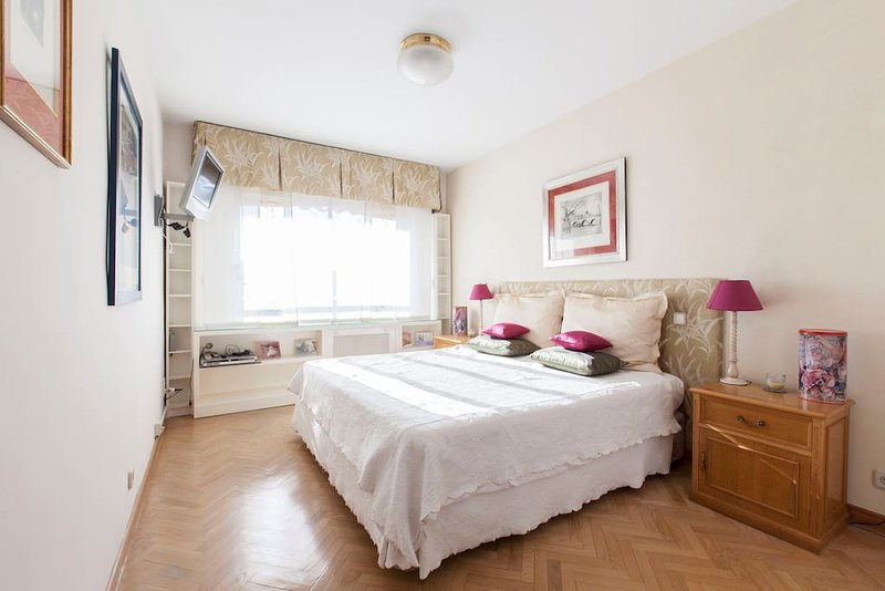 Gran suite zona residencial Madrid, holiday rental in Mazo