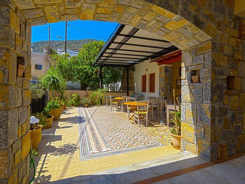 Villa Elite, alquiler vacacional en Chersonisos