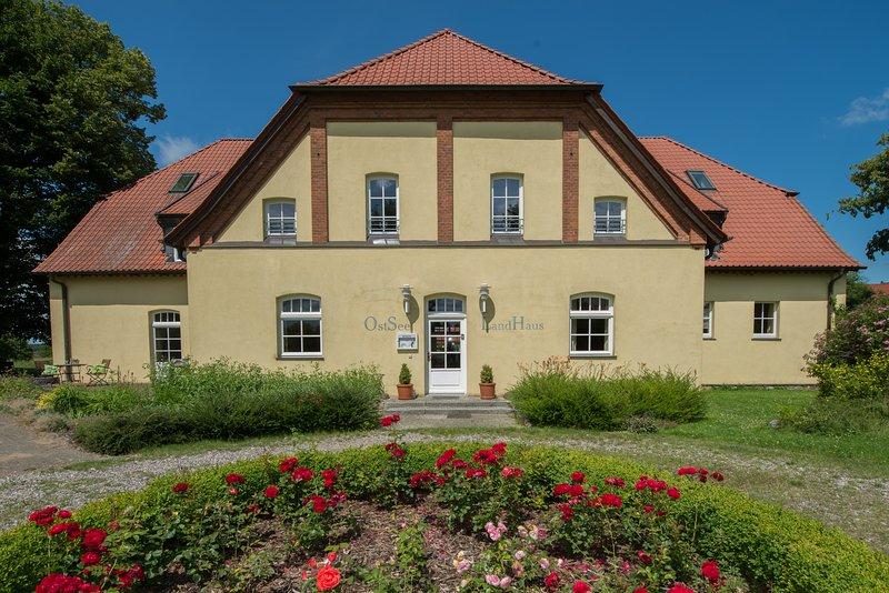 Ostsee-Landhaus, 3-Zimmer Ferienwohnung, casa vacanza a Rerik