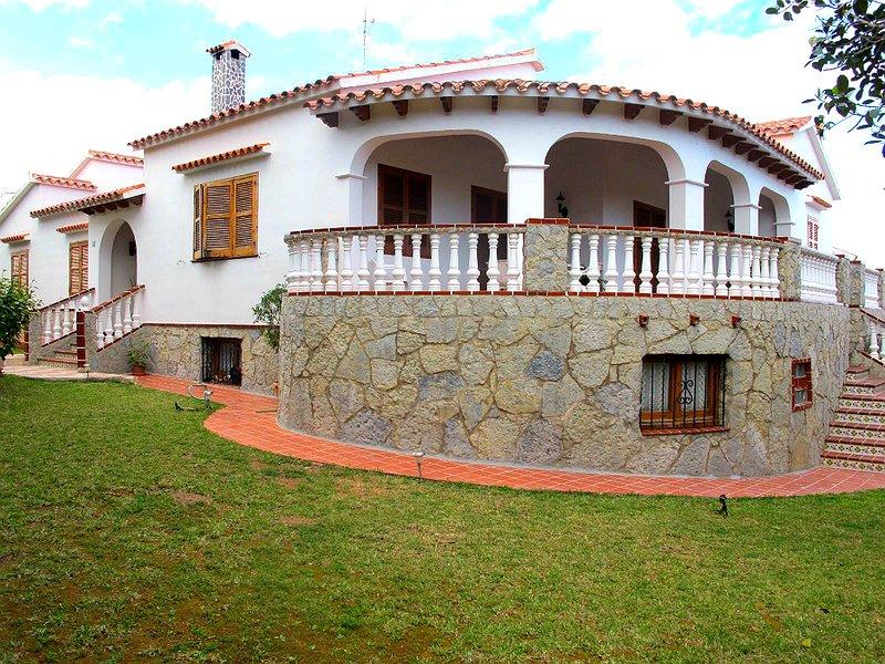 Villa SANTA ANA, location de vacances à Es Grau