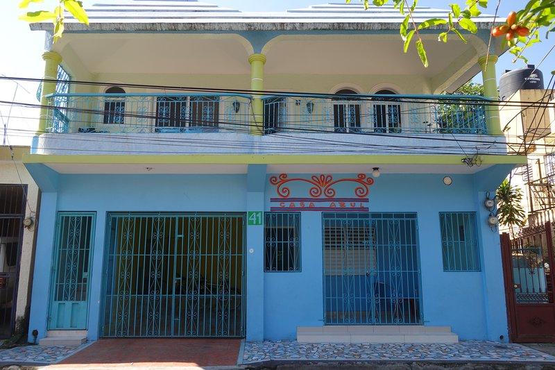 casa de huéspedes Casa Azul Apartamento