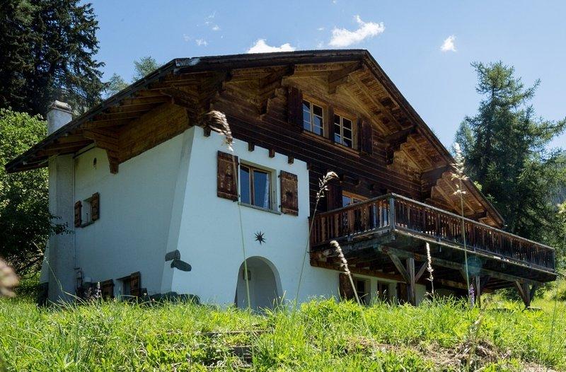 Ideal Swiss Chalet in the Heart of Verbier, aluguéis de temporada em Verbier