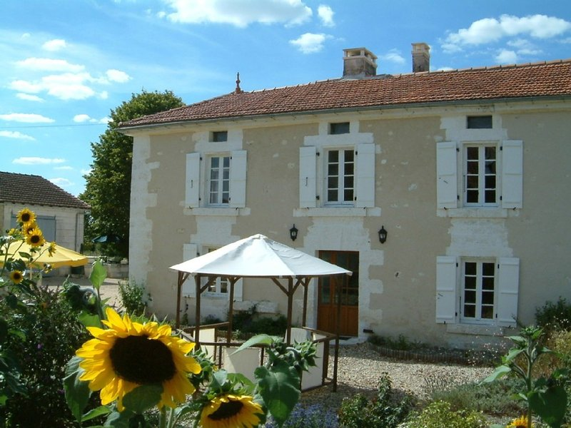 Le Bon Repos, holiday rental in Puyrenier