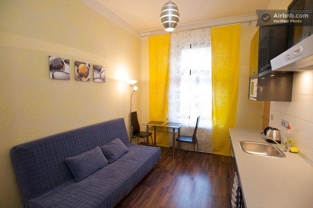 Cozy Modern Studio by Ruterra, vacation rental in Prague