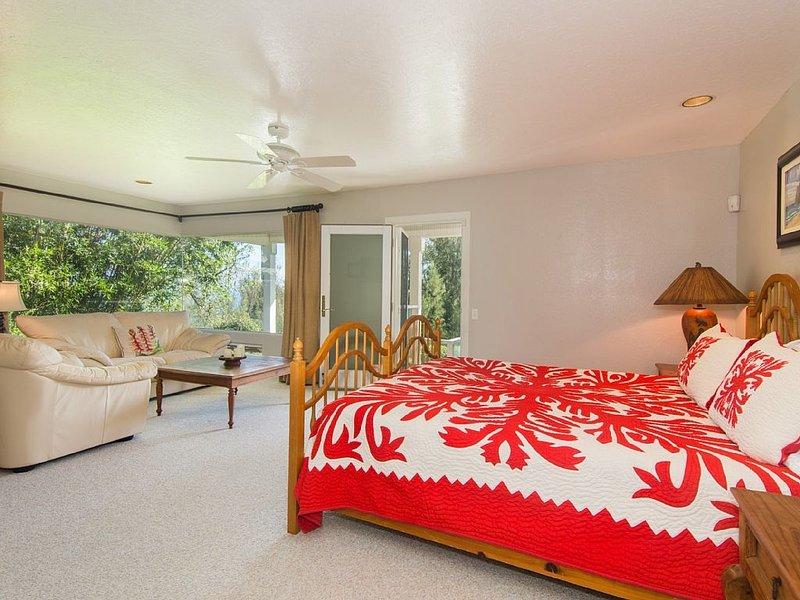 Camera da letto al piano di sopra del Maestro