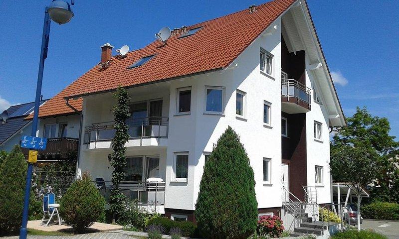 Ferienwohnung mit 2 Schlafzimmer, 2-6 Personen, location de vacances à Sinsheim