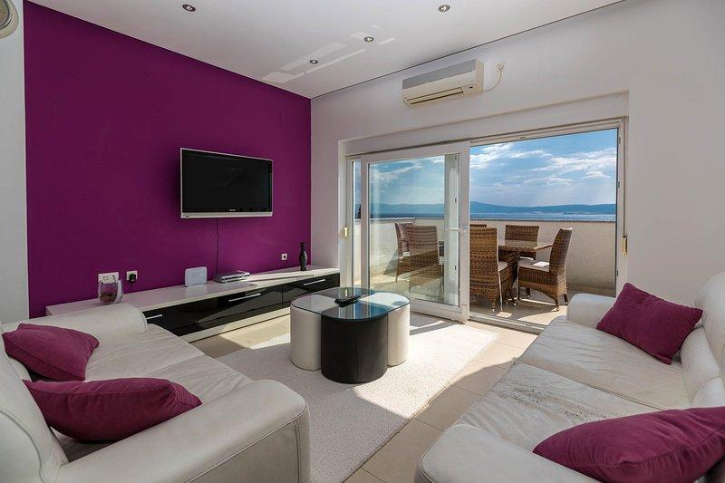 Apartment 'LARA', vacation rental in Crikvenica