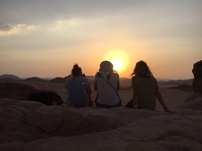 Wadi Rum badiha home, holiday rental in Al Aqabah Governorate