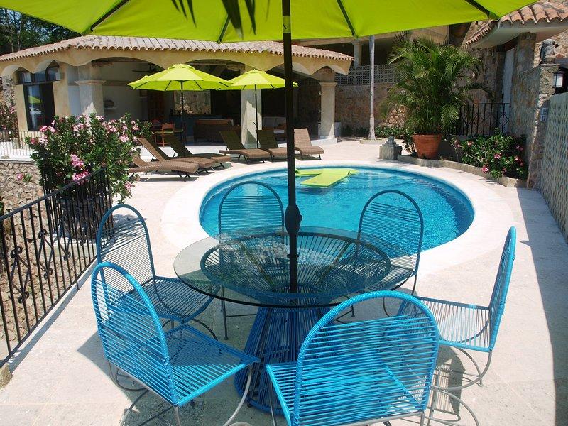 CASA JULIO ACAPULCO MEXICOTotally Private Villa Above Hotel Vera