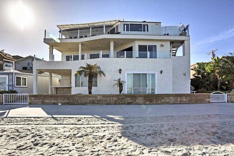 Podrás 1 cuadra de la playa al reservar el alquiler de Piso!