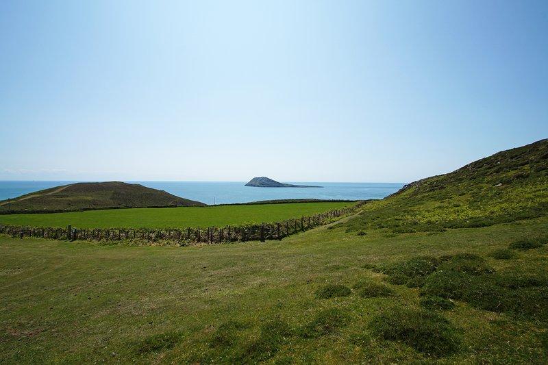 Ynys Enlli (Bardesy Island) - profiter d'une excursion en bateau à cet endroit spécial