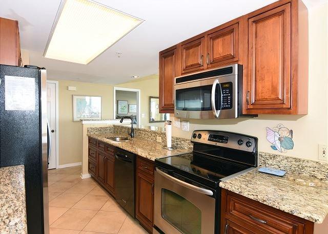 Duneridge 1401 Kitchen