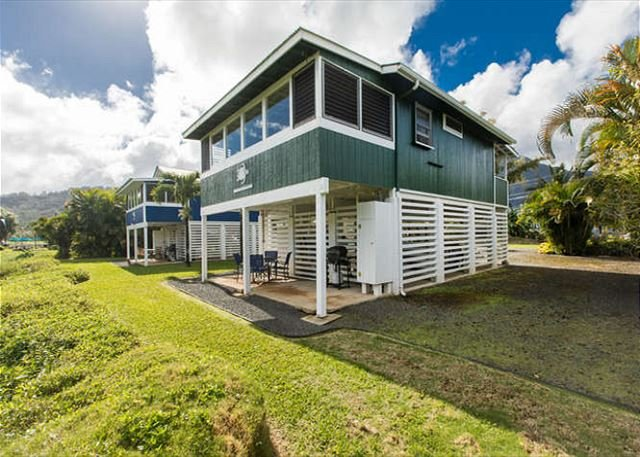 BE IN Hanalei & ON THE RIVER for a classic Kauai Experience! TVNC#4344, holiday rental in Hanalei