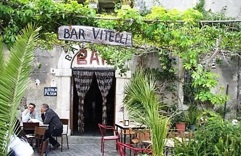 The 'Bar Vitelli' Savoca!