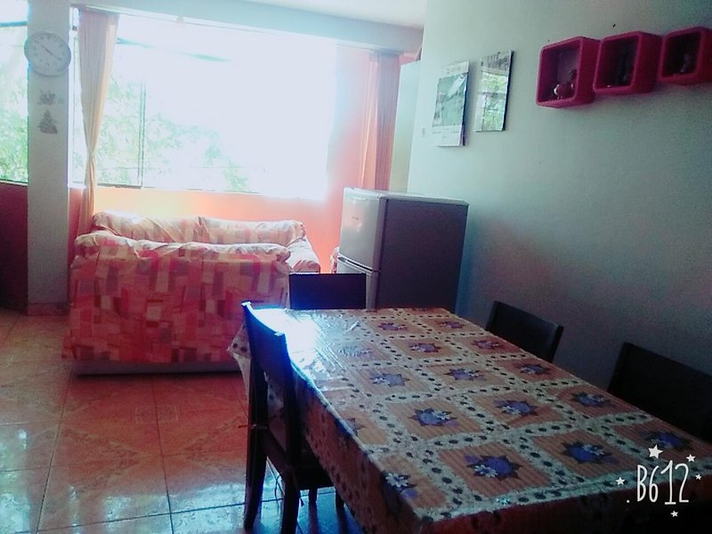 Rented mini Department full equipped,for family or students in tourism, vacation rental in Lambayeque