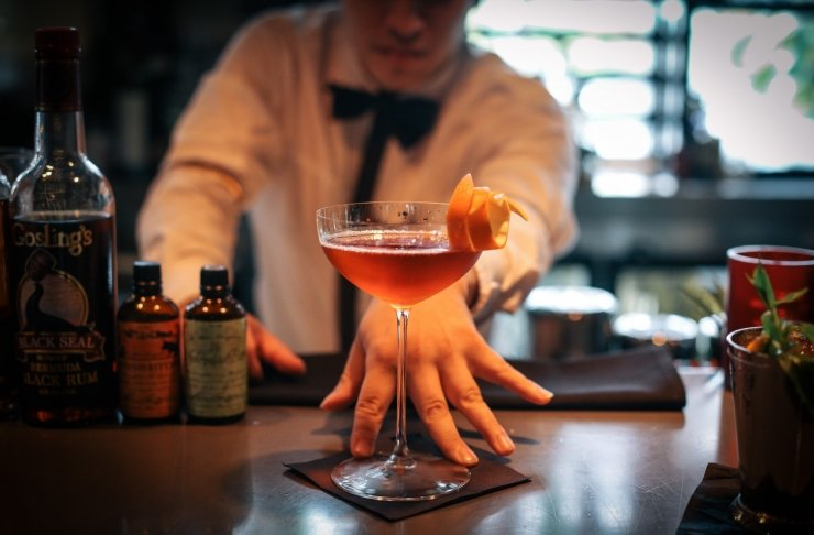 Experience some of the 'Must-Go's' of quirky cocktail bars.