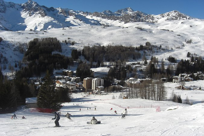 Or do you prefer skiing?
