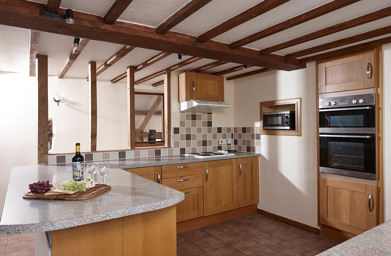 Elm Barn, cozinha