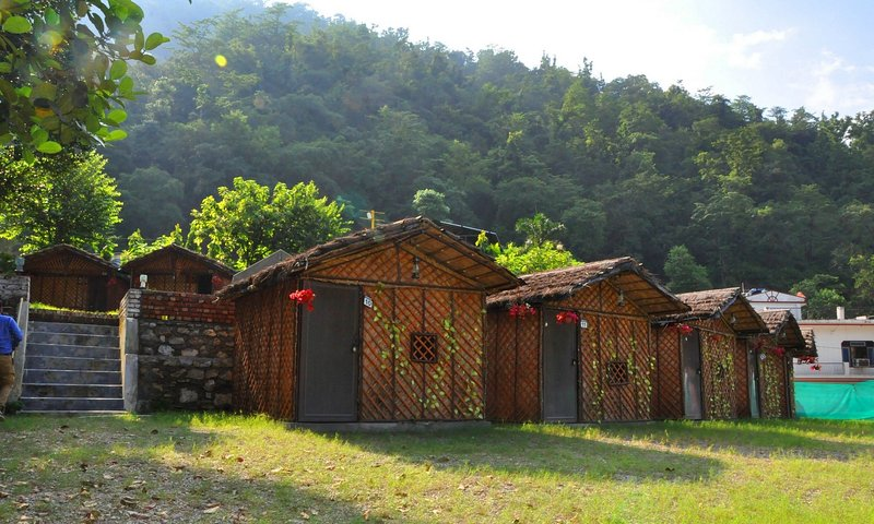 Camping Experience in Rishikesh Tapovan, vacation rental in Shivpuri