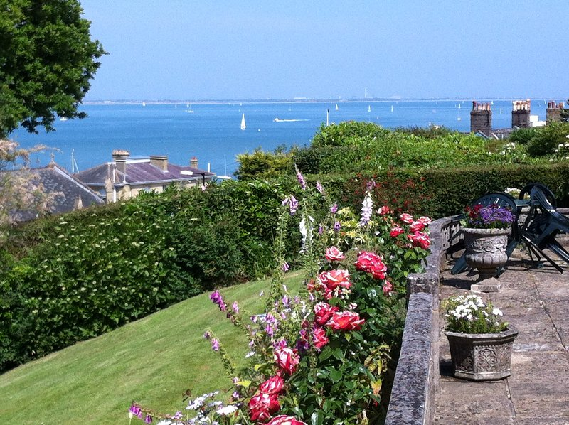 Amazing sea views, vakantiewoning in Cowes