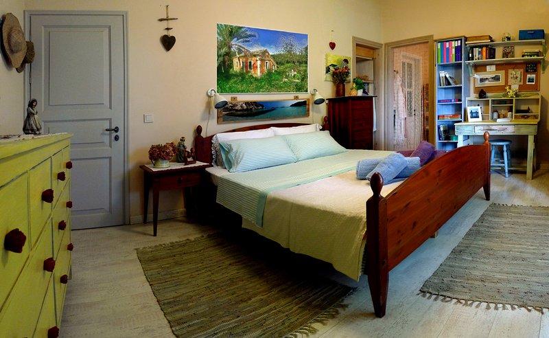 Master bedroom,ground floor.