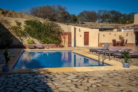 Casa De La Ladera, vacation rental in Cuevas del Almanzora