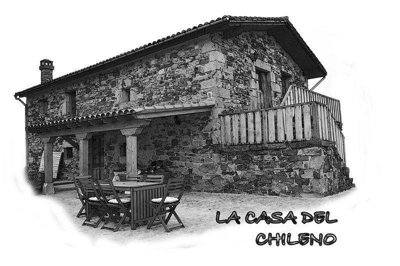 Casa Rural La Casa del Chileno. ¿Playa, montaña? Puedes tenerlo todo., vacation rental in Lierganes