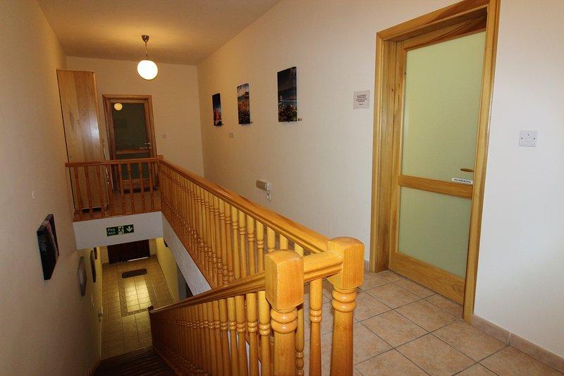 Common area first floor level