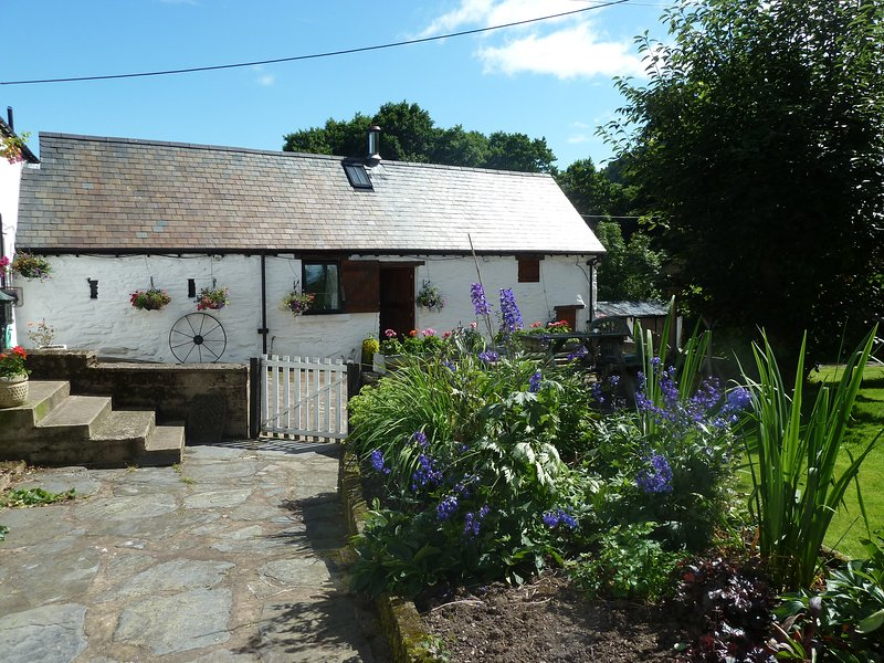 Dee Valley Cottages - Wagtails Cottage, location de vacances à Llangollen