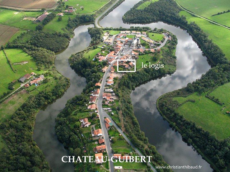 Gîte haut de gamme en Vendée avec piscine, vacation rental in Bournezeau