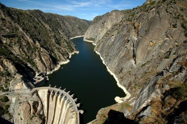 Mirador Dam