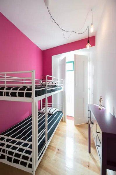 Zimmer Mit Etagenbetten (90cm X 200cm)