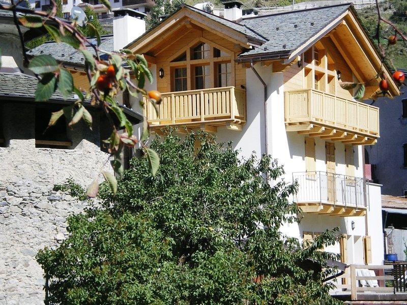 Bepi&Piera's Suite - Casa Zebrusius Bormio (Valfurva), vacation rental in Santa Caterina