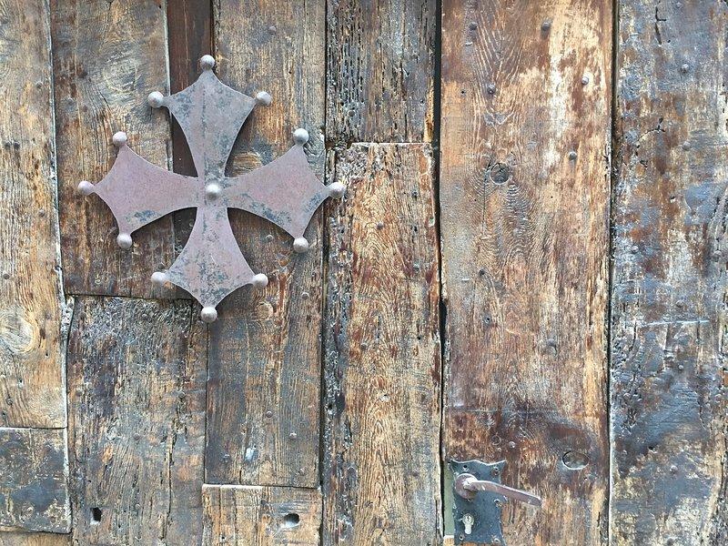 La croce di Languedoc