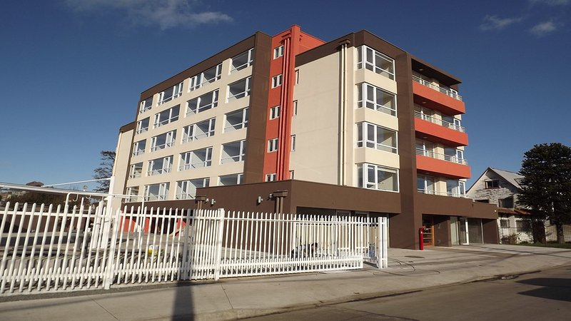 Apartamento FL - El Nogal, location de vacances à Nueva Imperial