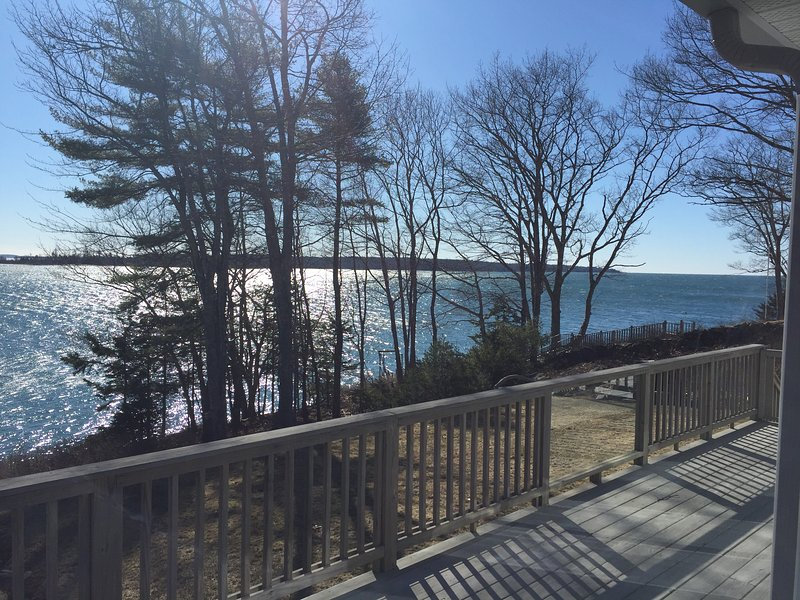 OceanView BonnieView, holiday rental in Nobleboro