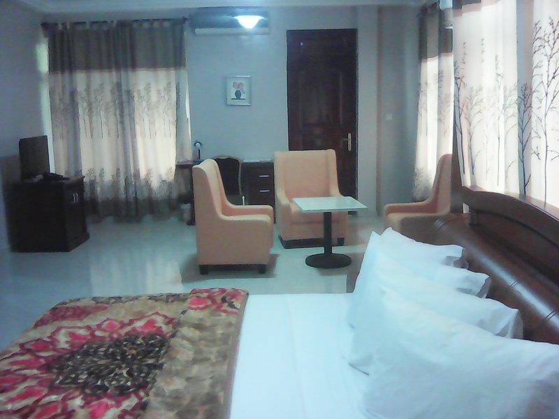 Golden Key hotel - East Legon, Accra, alquiler vacacional en Legon