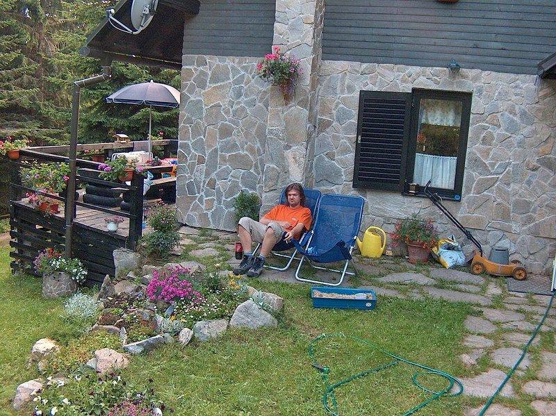 Koča Mojca Pokrajculja, holiday rental in Styria Region