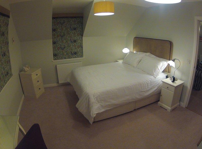 Mestre quarto (cama king size)