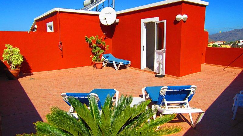 Apartamento  Finca el Gallo dos Dormitorios, location de vacances à Todoque