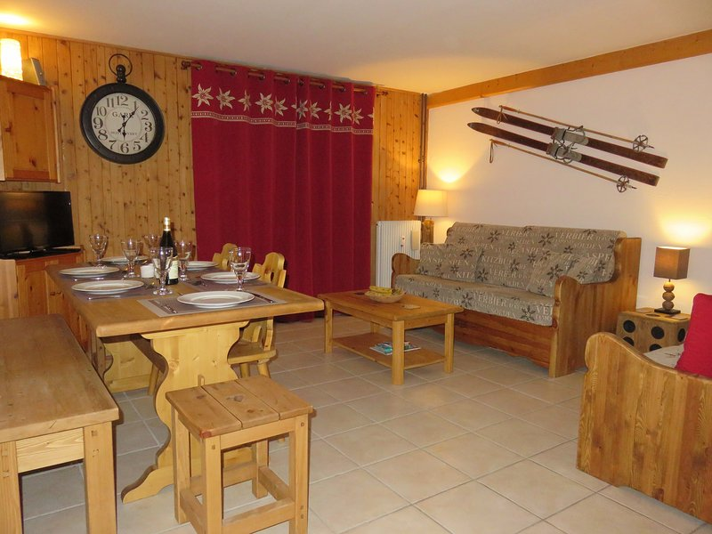 Holiday Apartment in Samoens, holiday rental in Samoens