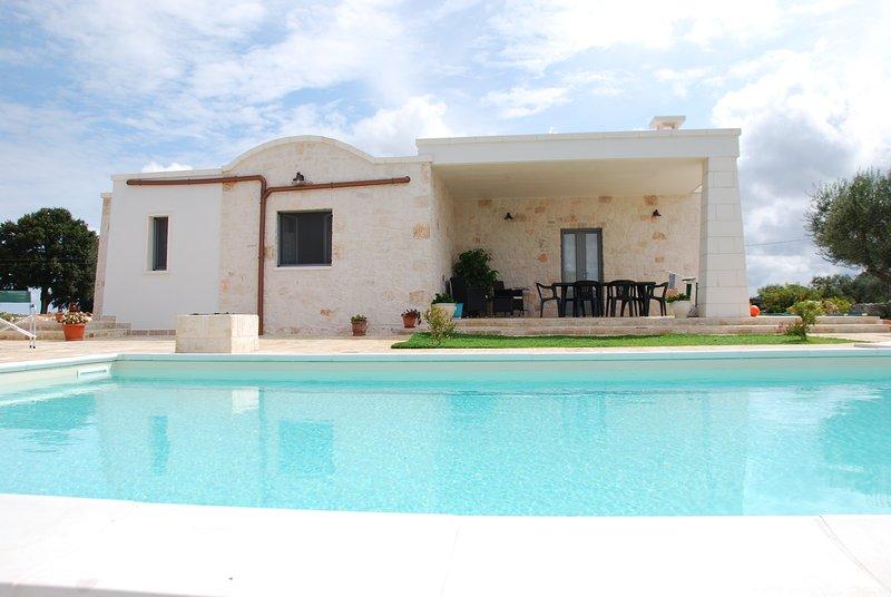 villa Preziosa, holiday rental in Calabrese
