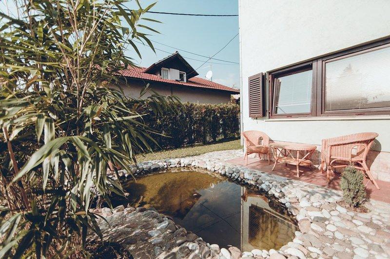Comeback apartment Zagreb Croatia, alquiler vacacional en Zapresic
