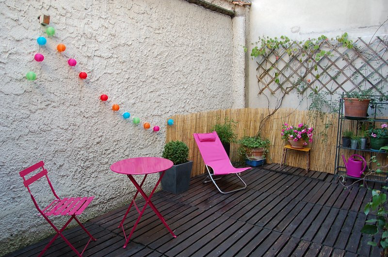 Jolie petite maison hyper centre, holiday rental in Reims