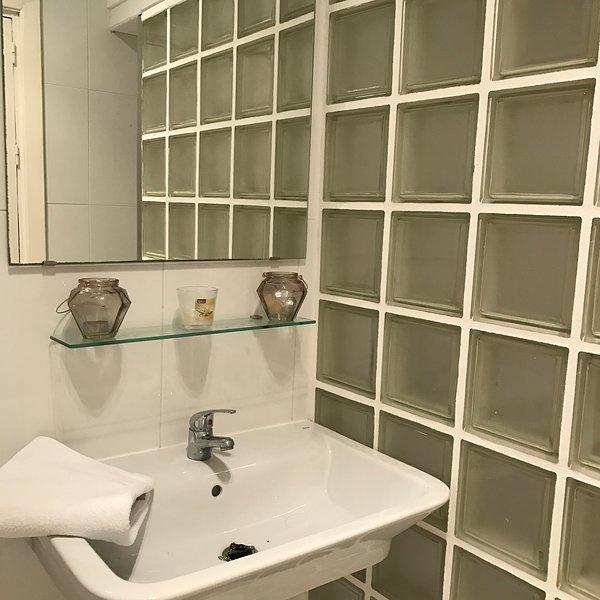casa de banho de chuveiro