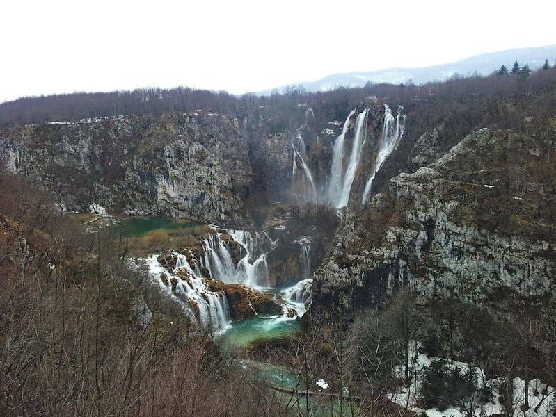 La plus grande chute d'eau