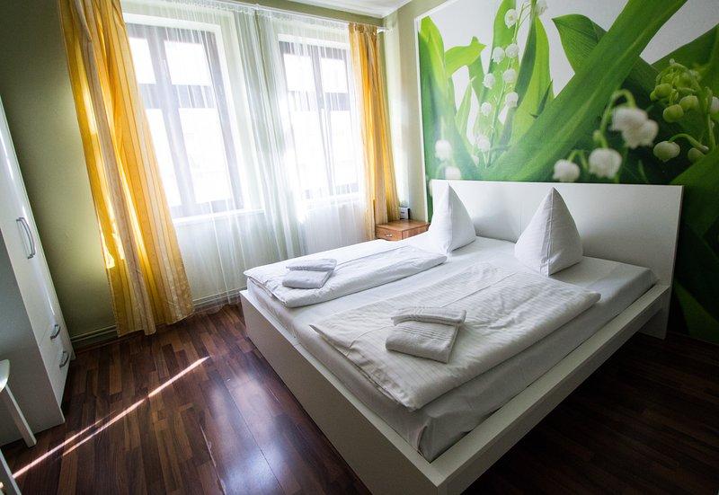 Green Cimburkova Apartment Ruterra, vacation rental in Prague
