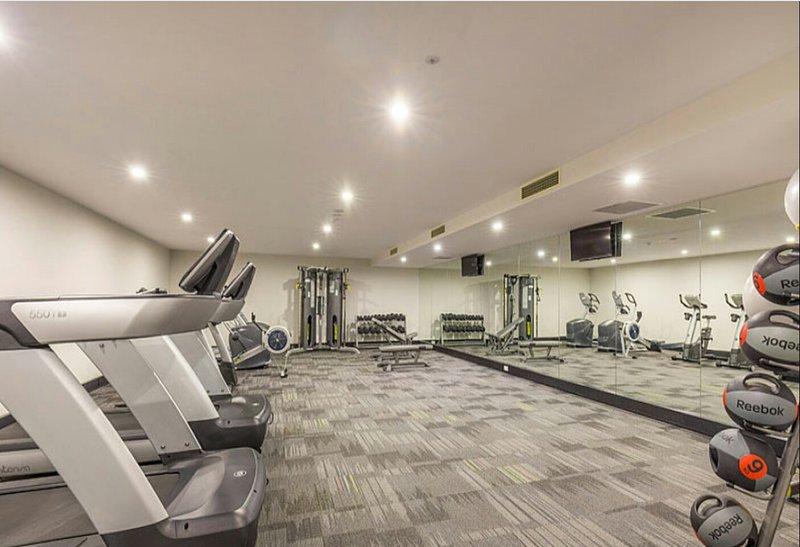 Gym - 24/7 Access